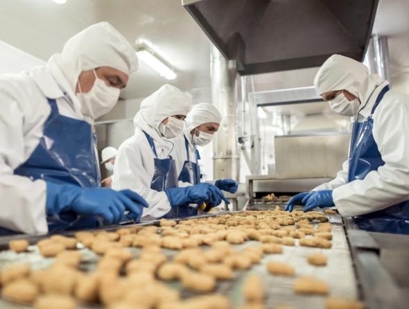 FSSC 22000 - Управление безопасността на храните за производители на хранителни продукти